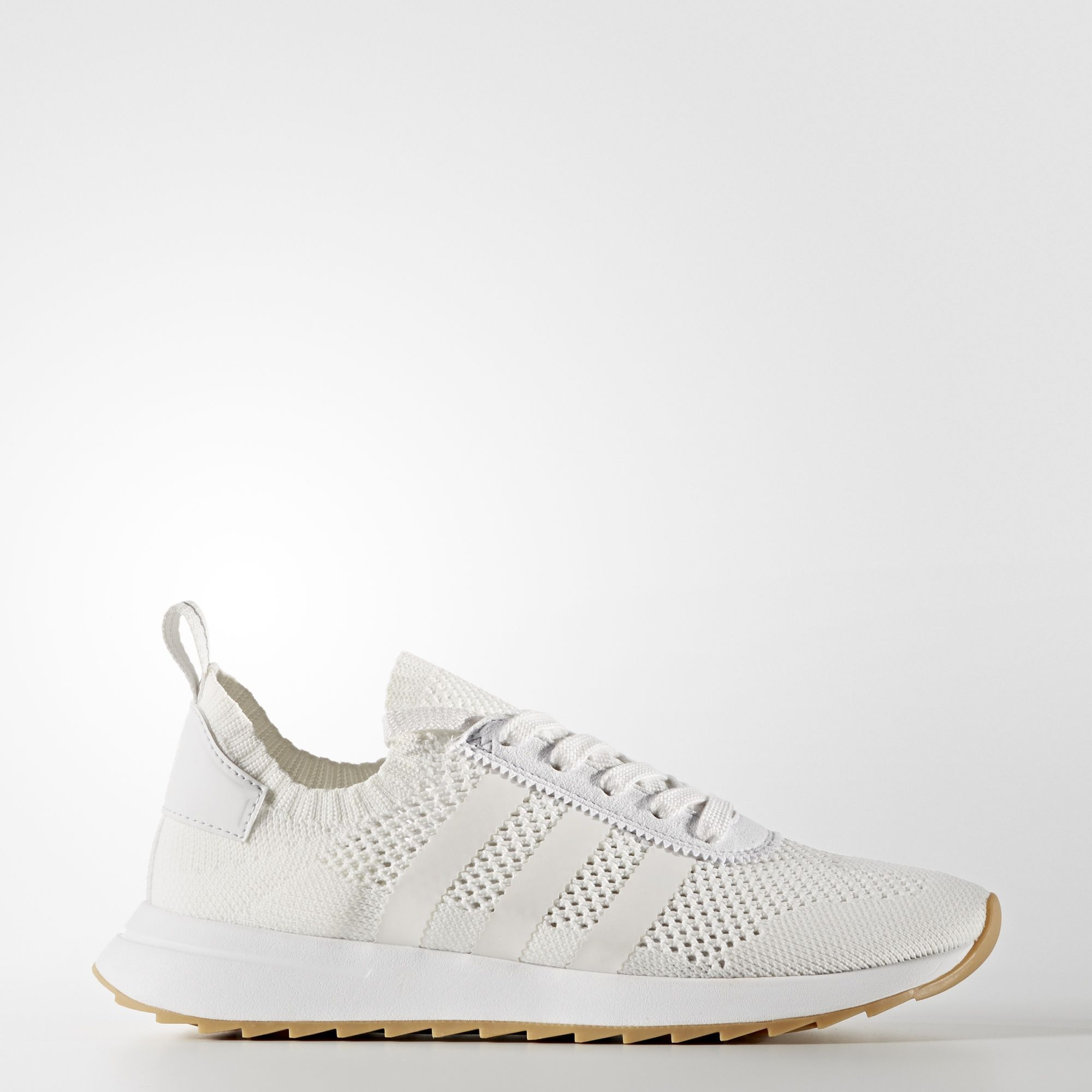 White Primeknit Shoes | adidas US