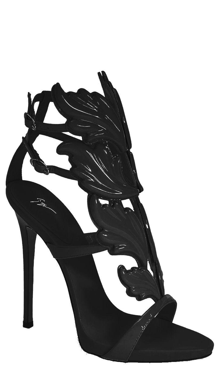 d37be0562dc Black Giuseppe Zanotti Cruel Summer | Fashion | Fashion, Giuseppe ...