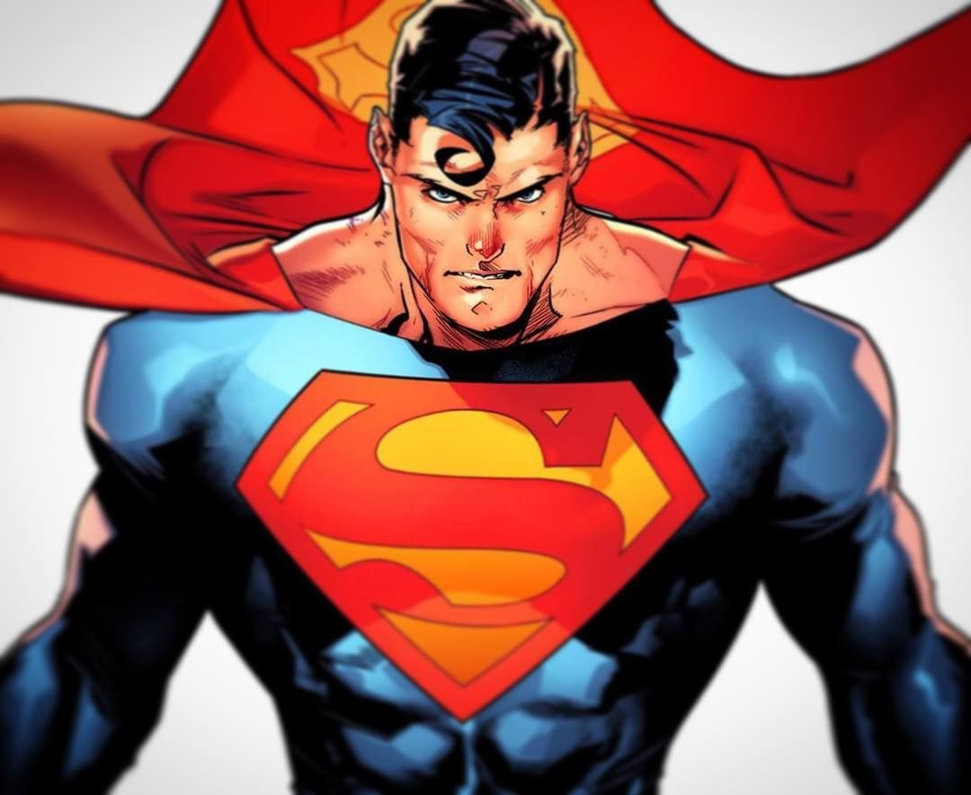 Good morning planet! #superman #themanofsteel colors by ...