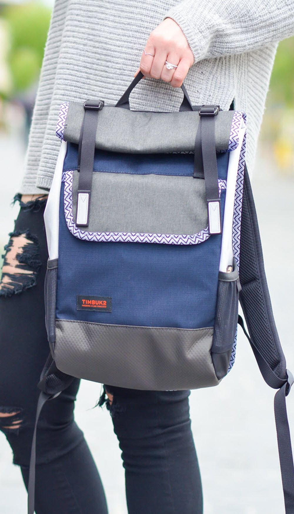 e56153f8b986 Mini Timbuk2 Prospect Backpack - Best Small Backpack for Day Hikes Review