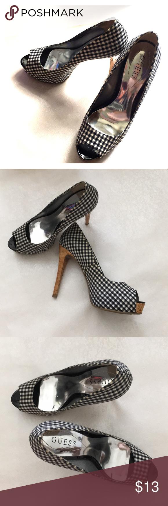 High heels Guess shoes   Heels, Guess