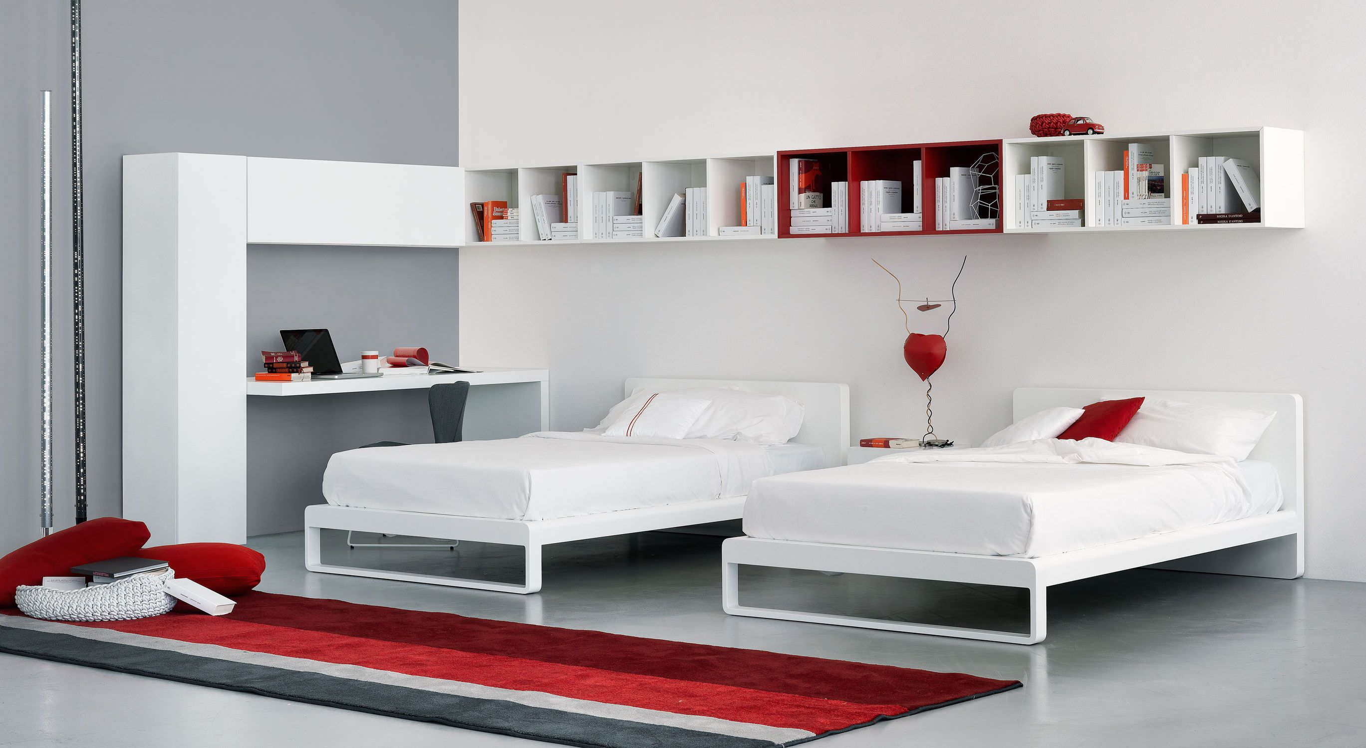 Letto singolo / moderno MARTIN by Enrico Cesana Olivieri | For the ...