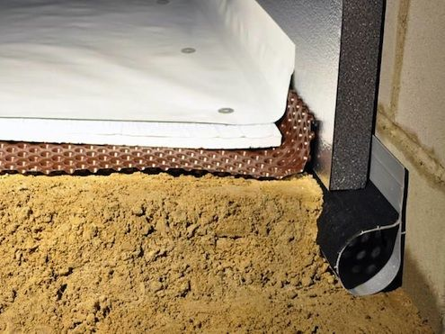Insulating Crawl Space Crawl Spaces Spaces And Winter
