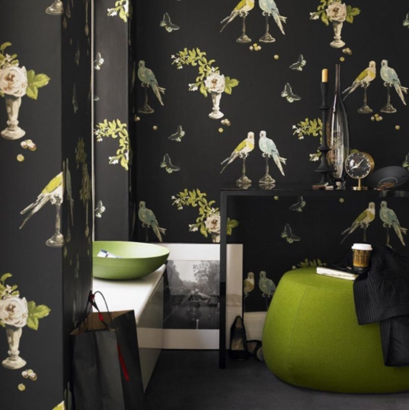 10 Modern Wallpapers Ideas For Your Room Wall Matchness Com Bold Wallpaper Chinoiserie Wallpaper Small Bathroom Wallpaper Modern wallpaper for bathrooms 10