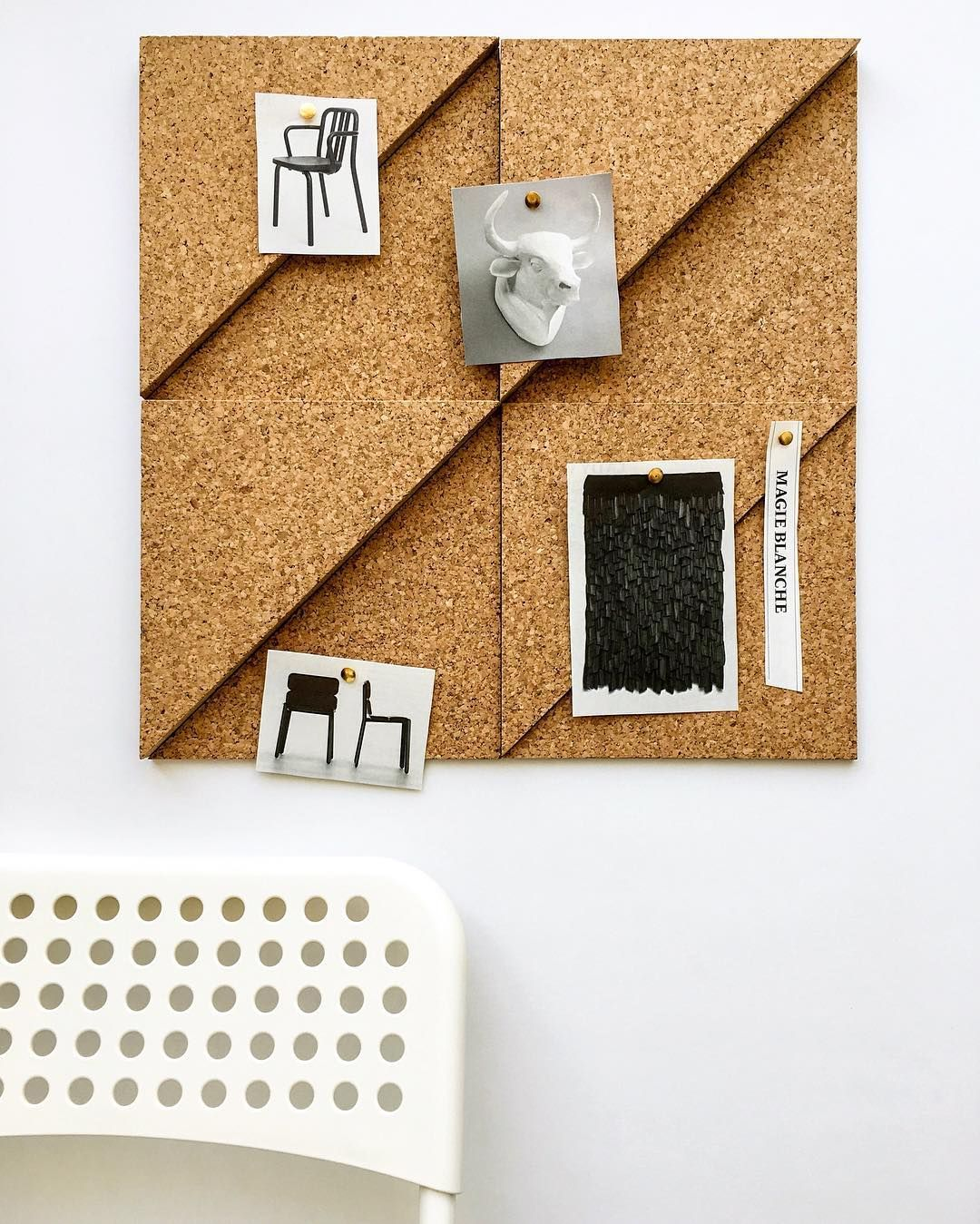Feeling geometric with new shapes in our modular cork tiles. Get all the details at CasaCubista.com  #madeinportugal #craft #moderncraft #noticeboard #corkboard #cork #kork #geometric #modern #minimal #liège #moodboard #instadeco #instadecor #organization #etsy #etsyseller #olhao #olhão #algarve #casacubista casa cubista