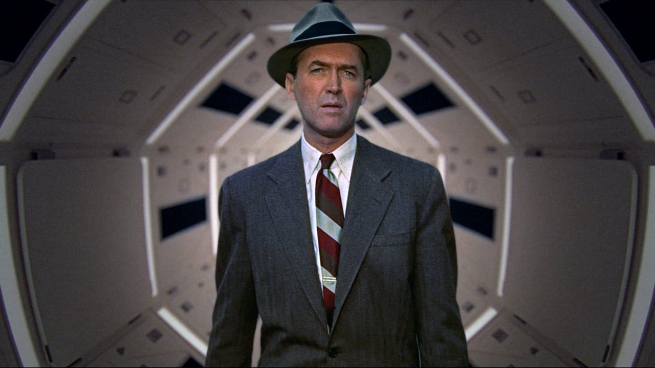 """A Hitchcock mashup where Kubrick is the villain. """"Jimmy was having a rather beautiful day until he bumped into Jack and things got weird."""" Directed by:…"""
