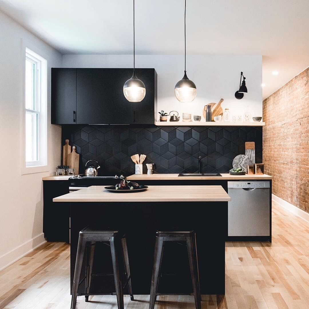 kitchen inspiration montreal interior designer kitchen design decor modern kitchen cabinet on kitchen interior luxury id=39131