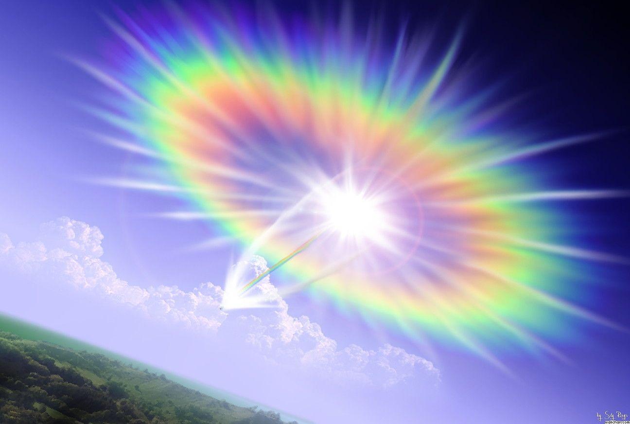 When We Feel Crubby With Images Rainbow Aesthetic Rainbow