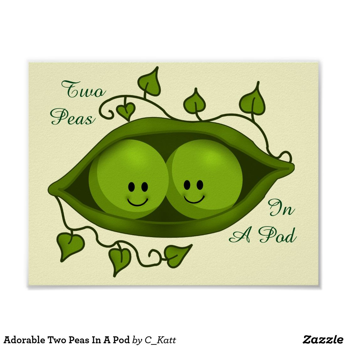 Adorable Two Peas In A Pod Poster Tattoo Pea Pods Tattoos Baby