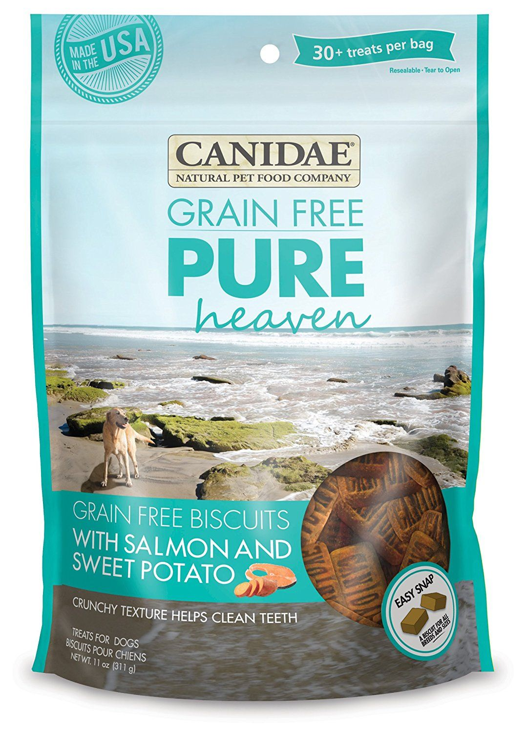 Canidae Grain Free Pure Heaven Biscuits Wow I Love This Check
