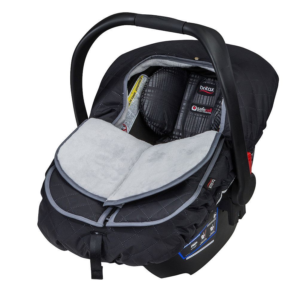 Britax BWarm Insulated Infant Car Seat Cover Baby car