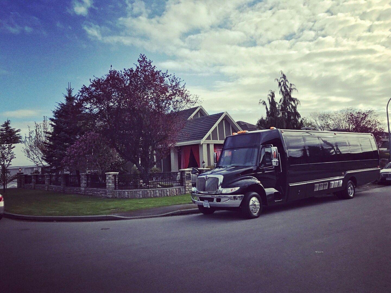 Fabulous limousine service limousine lower region