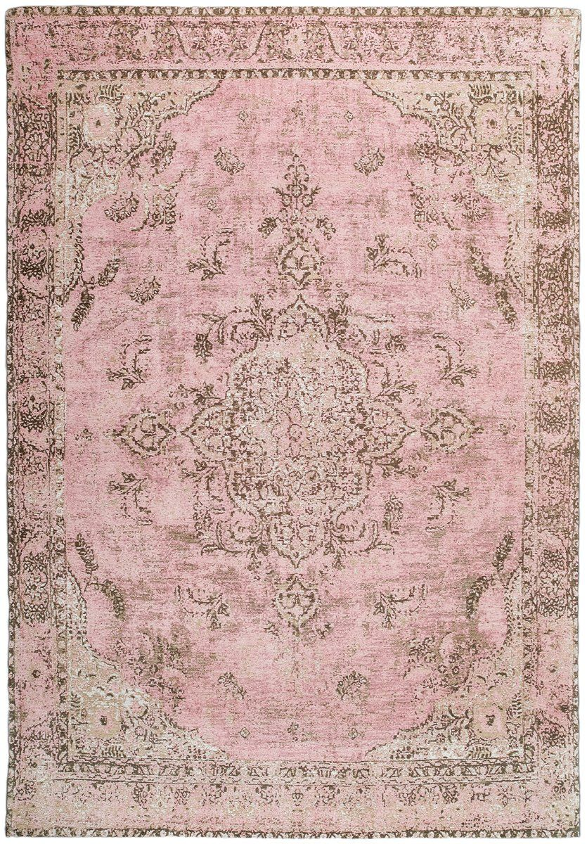 Sahara Turkish Style Pink Distressed