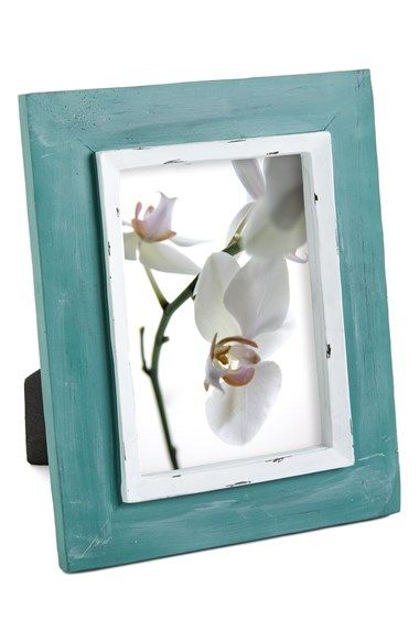 Free shipping and returns on Argento SC Teal Picture Frame (5x7) at ...