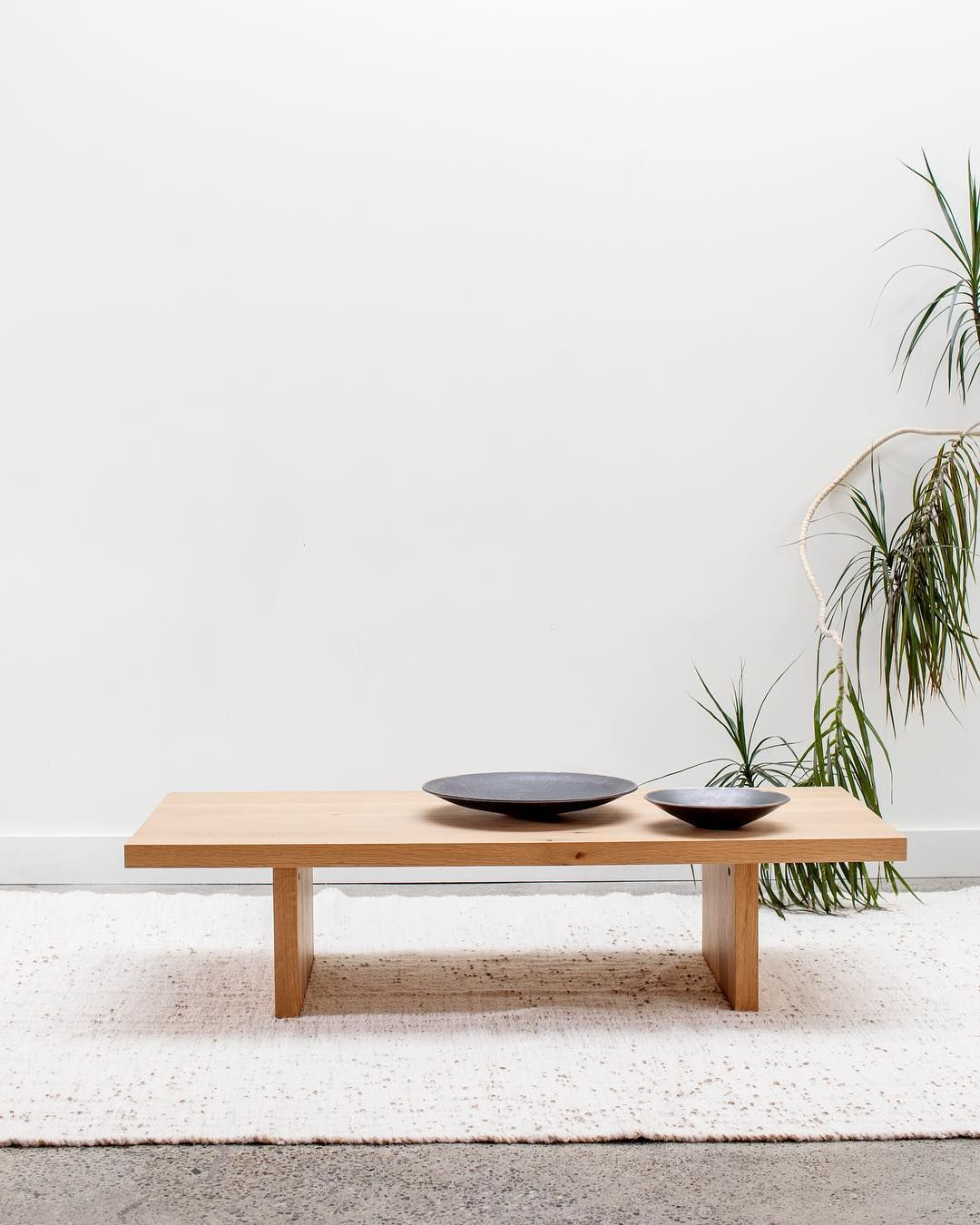 223 Likes 12 Comments Lock And Mortice Lockandmortice On Instagram Swooning Over This Photo Shoot By Coffee Table White Oak Coffee Table Oak End Tables [ 1350 x 1080 Pixel ]