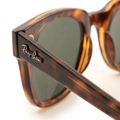 amazoncom ray ban meteor 710 wayfarer sunglassesshiny havana frame
