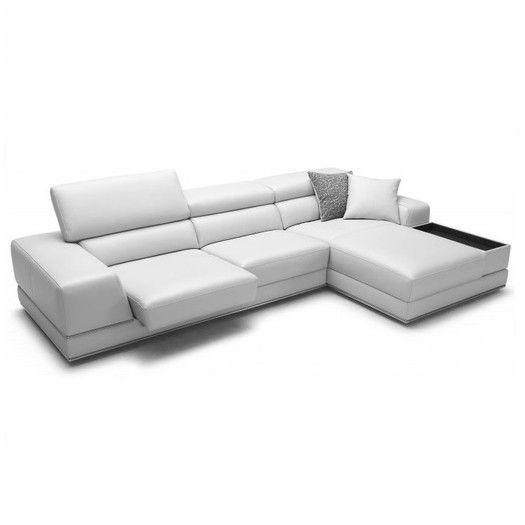 Modern Leather Sofa, Modani Furniture Reviews