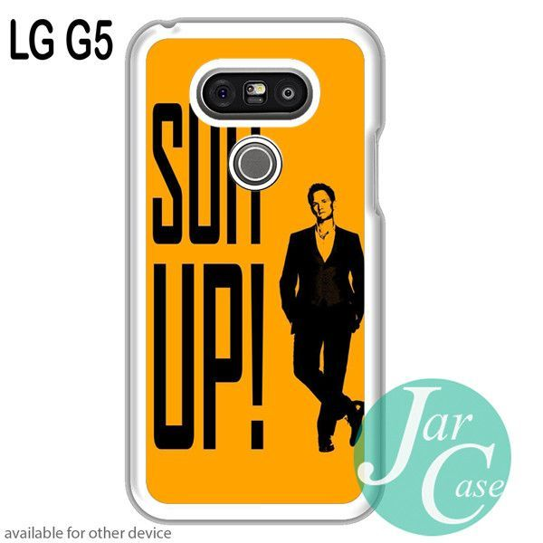 Suit Up Phone case for LG G5 and other cases