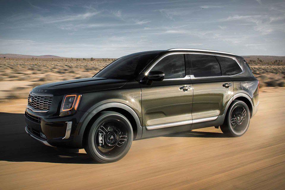 2020 Kia Telluride Suv Suv Cars Mid Size Suv Luxury Suv