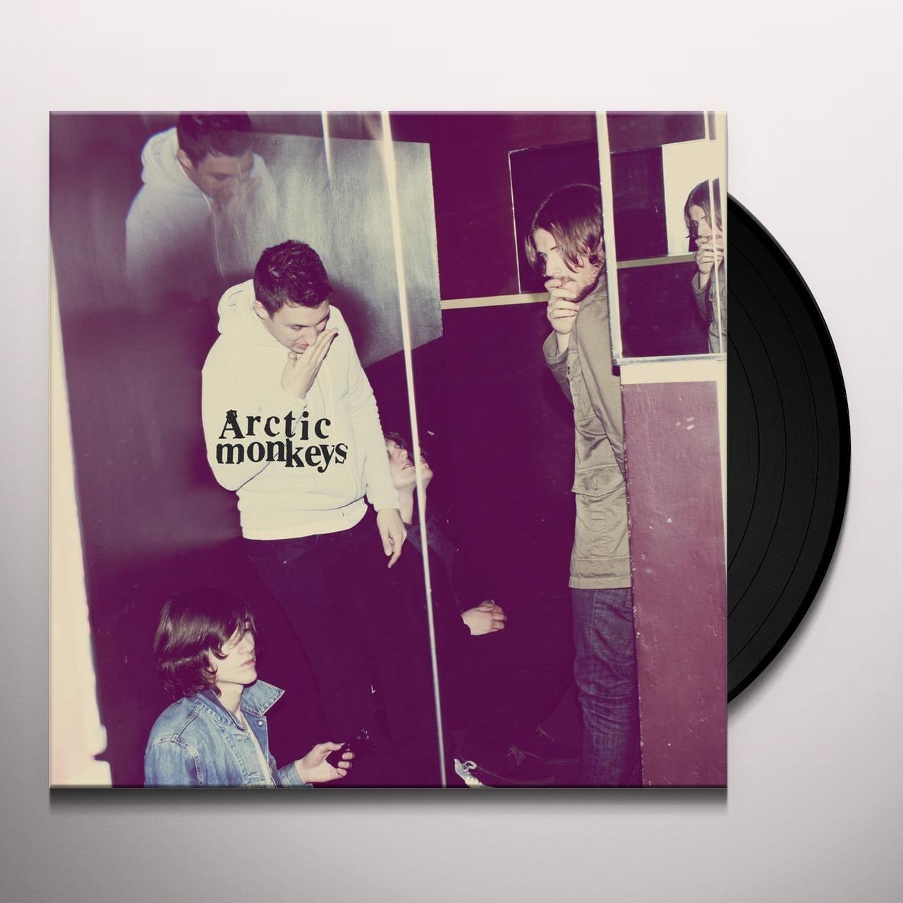 Arctic Monkeys HUMBUG Vinyl Record Arctic monkeys
