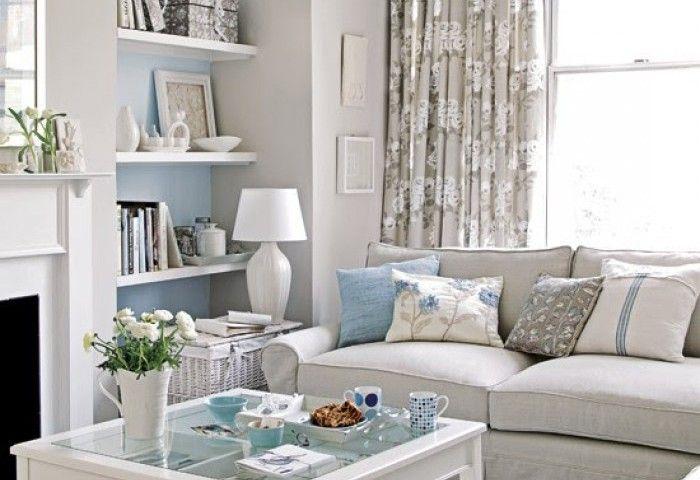 blauw wit interieur - Google zoeken | Huis mood bord | Pinterest