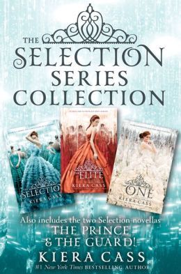The Selection Series Collection  Sweet book for girls who are teens.