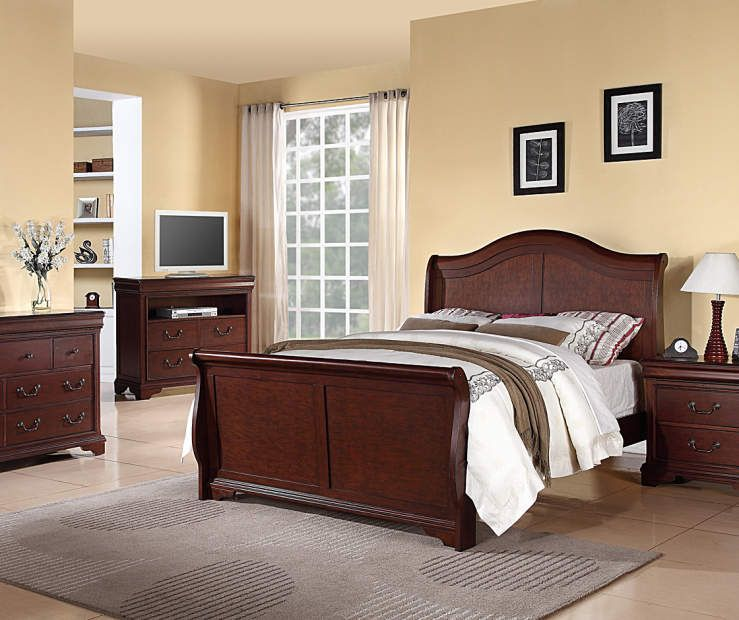 Bedroom Dresser Big Lots, Big Lots Queen Sleigh Bed