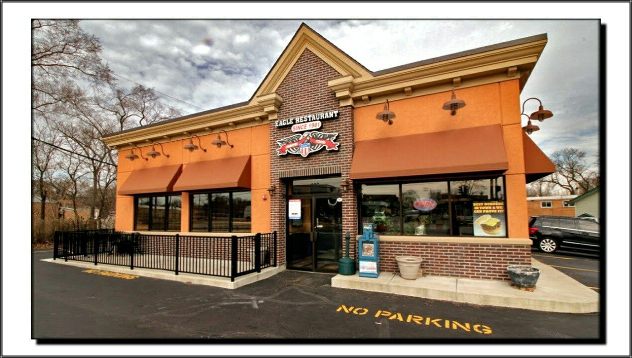 Eagle restaurant downers grove il downers grove