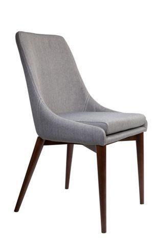 Stuhl Webstoff Grau In 2019 Wohnzimmer Stühle Grauer Stuhl