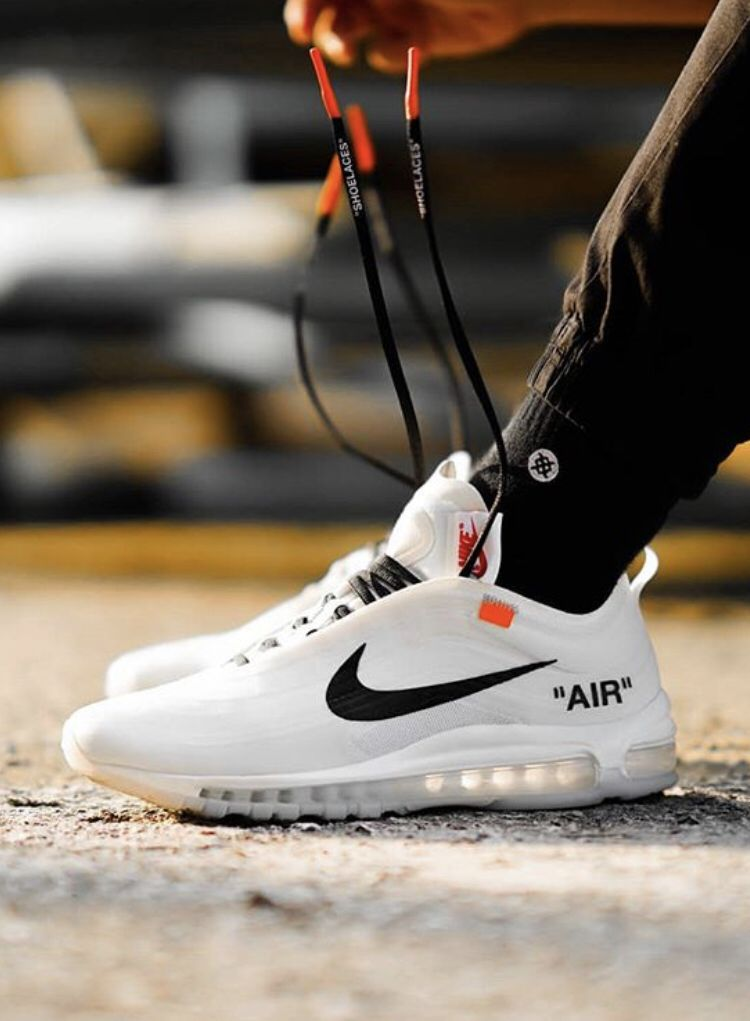 best best price huge selection of OFF WHITE x Nike Air Max 97 | Nike air max, Sneakers fashion