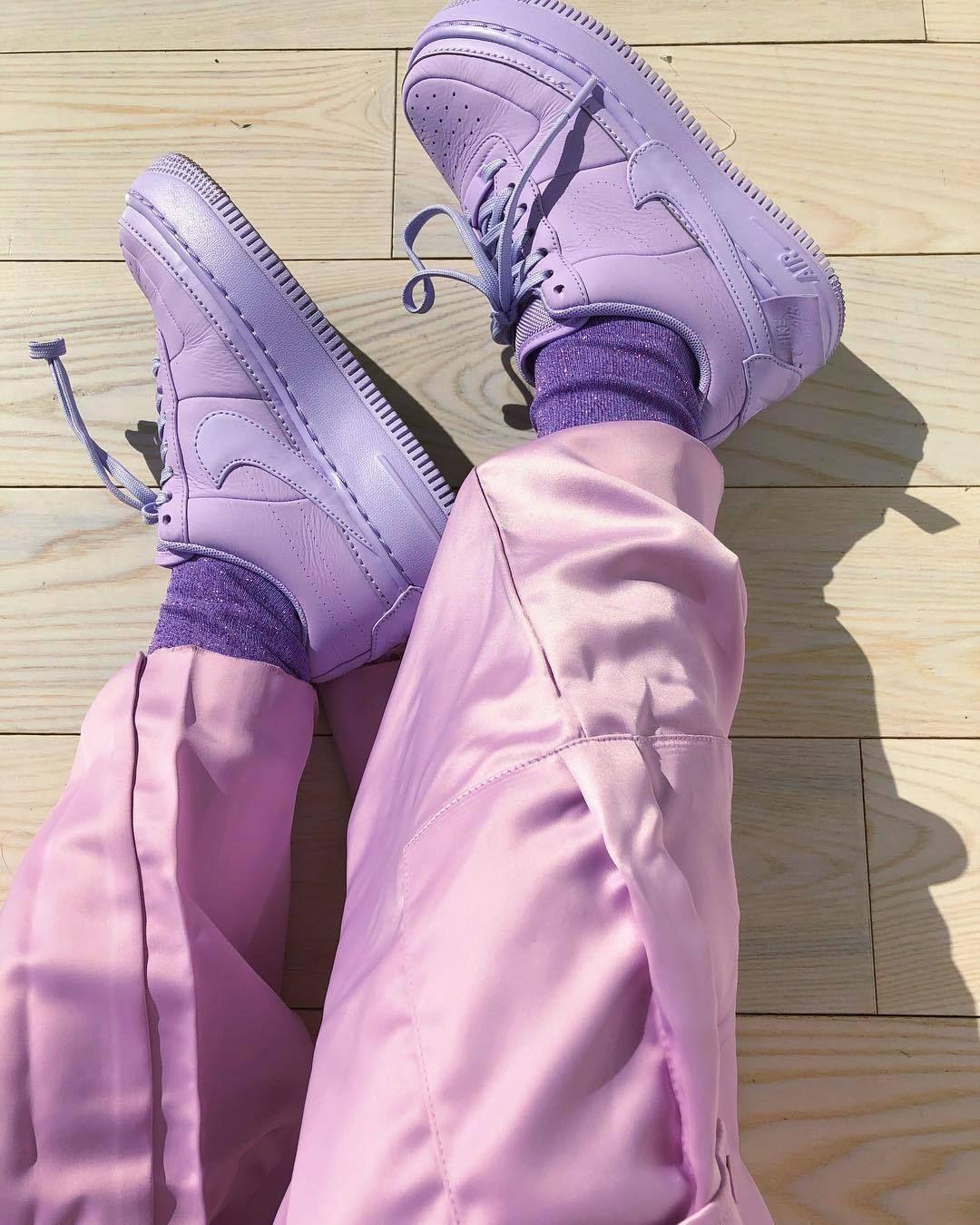 STREETWEAR | Purple sneakers, Purple