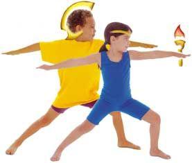 warrior yoga pose  yoga for kids baby yoga yoga
