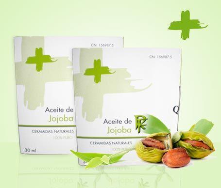 Cabello y piel perfectamente cuidados con Aceite de Jojoba. Vitamina E para tu piel y cabello ¡2 unidades! $13.8€