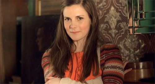 Exclusive interview with Louise Brealey, talking Delicious, Sherlock, chocolate covered strawberries, and what it is like to kiss Benedict Cumberbatch!