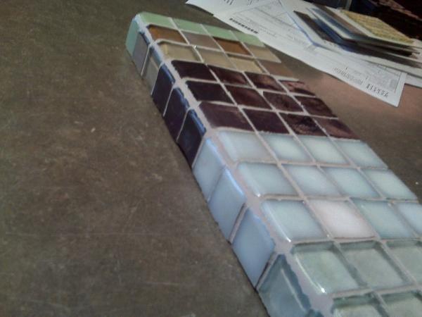 Outside Corners Mitered Bullnose Etc Ceramic Tile Advice Forums Ceramic Tiles Mitered The Outsiders