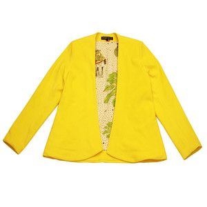 Dodo Blazer, 295€,  by Ambrym of Paris !!