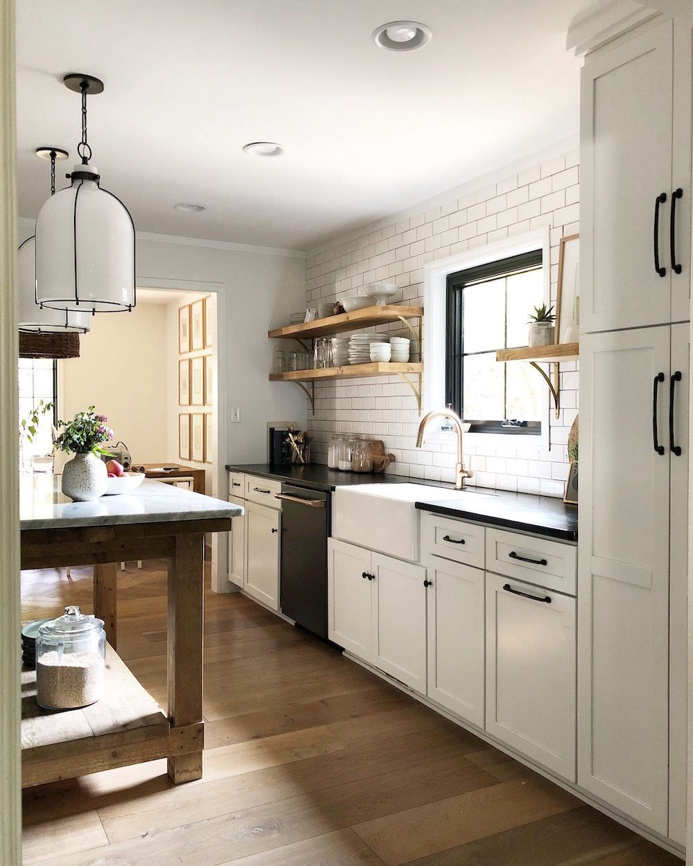 Dated Kitchen And No Money Can It Be Saved Kitchen Design Home Inexpensive Flooring