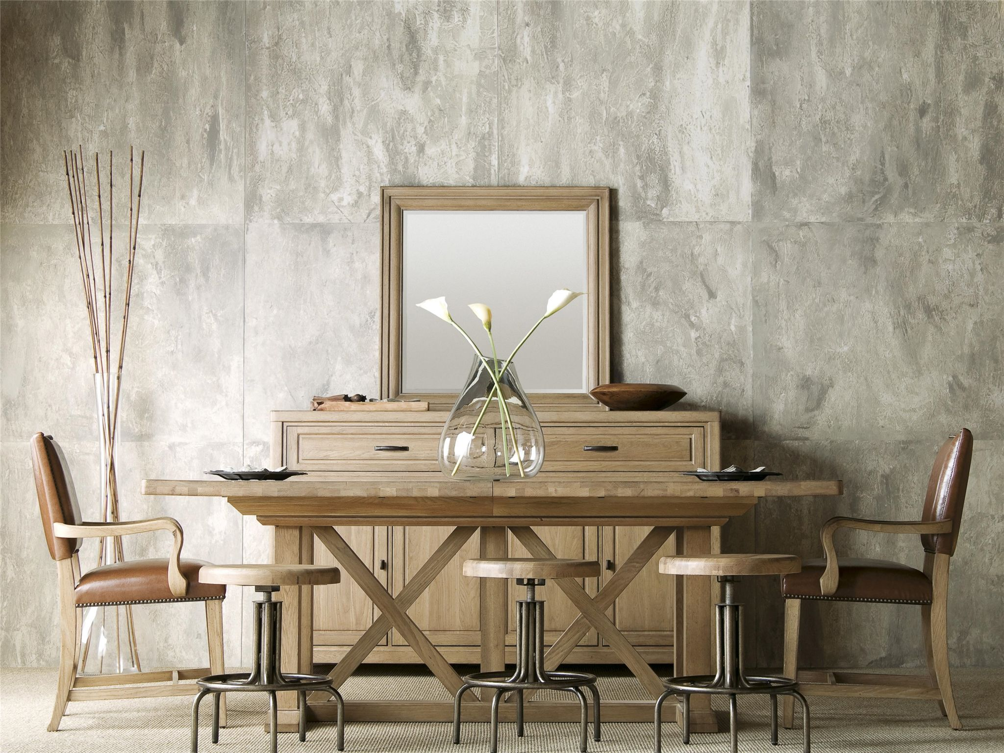 Room · Universal Furniture | Forecast   Village Dining Table ...