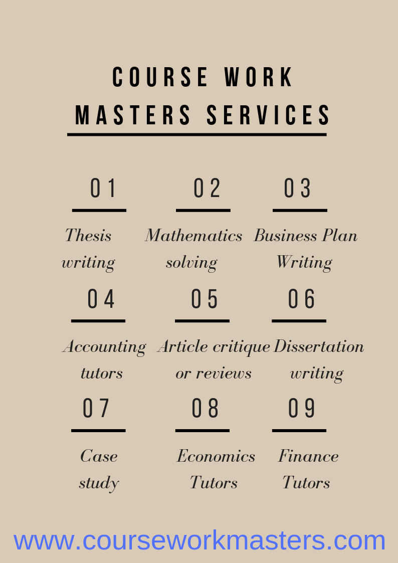 Get Help With Course Work Paper Writing Service Thesi Math Dissertation