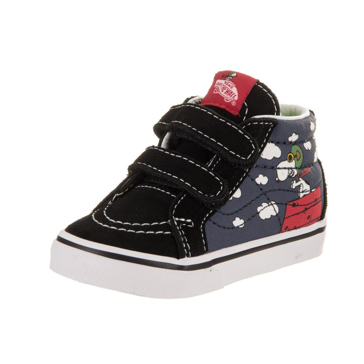 d180861b1c5c25 Vans Infant Reissue V (Peanuts) Skate Shoe