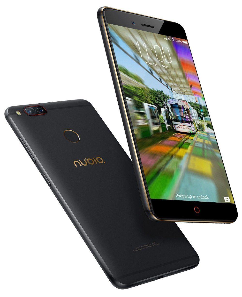 Buy Nubia Z17 Mini in India online on Amazon.in, Price Rs