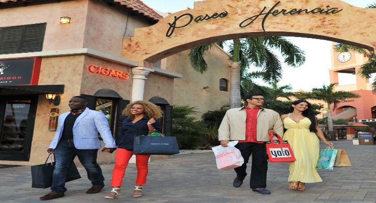 Paseo Herencia Mall Aruba