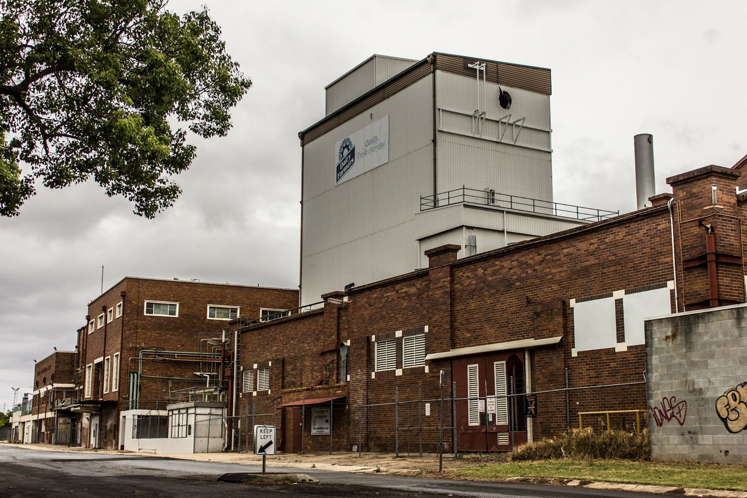 Old Toowoomba Milk Factory. Travis Lord | Lord Photography | Unity ...
