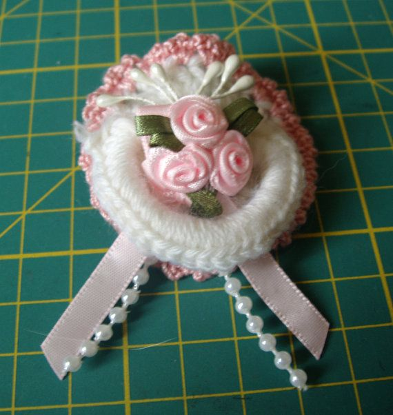 Reborn Baby Doll Magnetic Dummy Pacifier - Crochet Pattern Instant ...