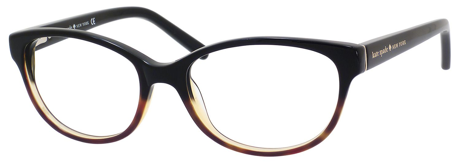 Kate Spade Purdy Eyeglasses | Free Shipping | Framing the Face ...