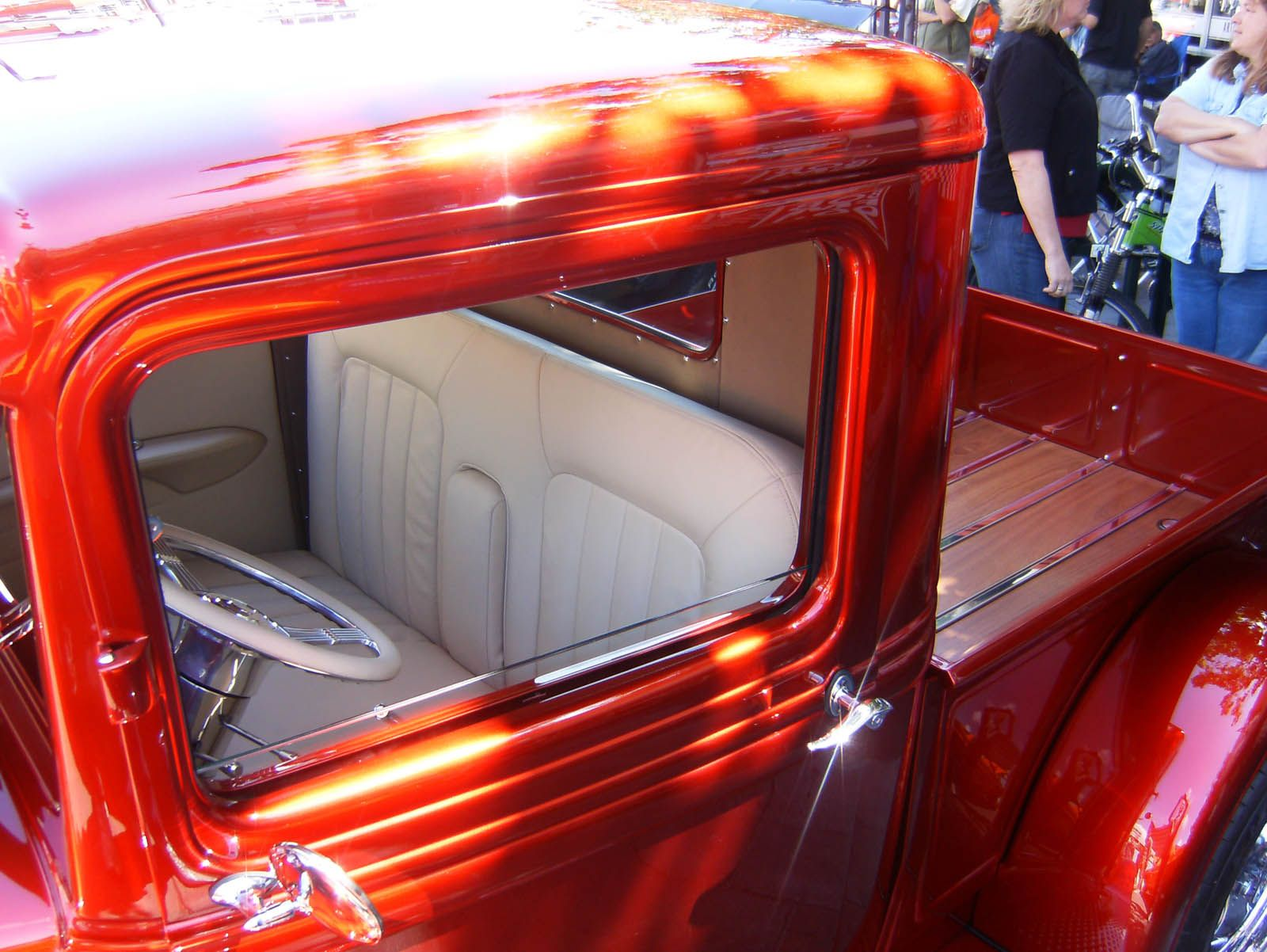 1934 Ford Pickup Truck Interior Ford Pickup Trucks Truck Interior Ford Pickup