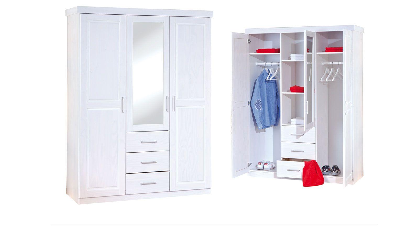 Billige kleiderschranke mit spiegel