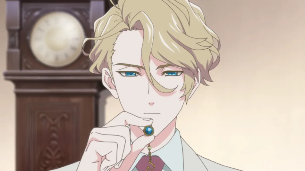 The Case Files of Jeweler Richard, anime boy