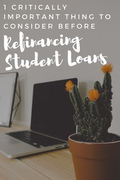 You have to make sure you're not on track for the Public Service Loan Forgiveness program (PSLF) before you pull the trigger and refinance your student loans.