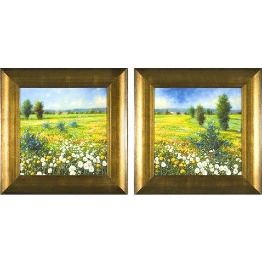 Phoenix Galleries Summer Meadow Framed Prints - Summer Meadow Series ...